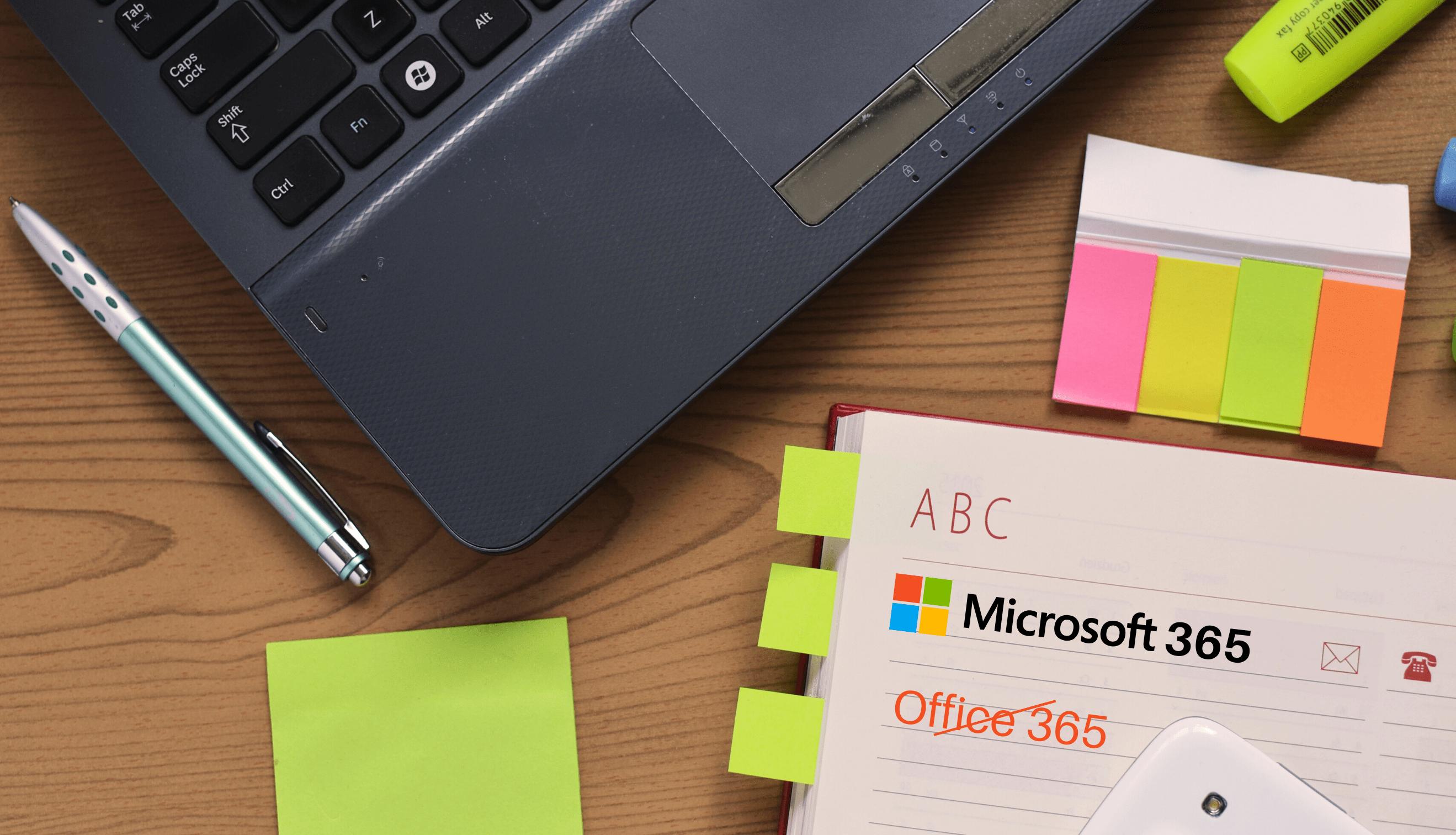 Offres : Les offres Office 365 deviennent Microsoft 365