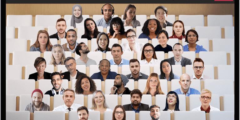 Les nouveautés Teams : Emoji, filtres vidéo, vue dynamique, mode «Together »
