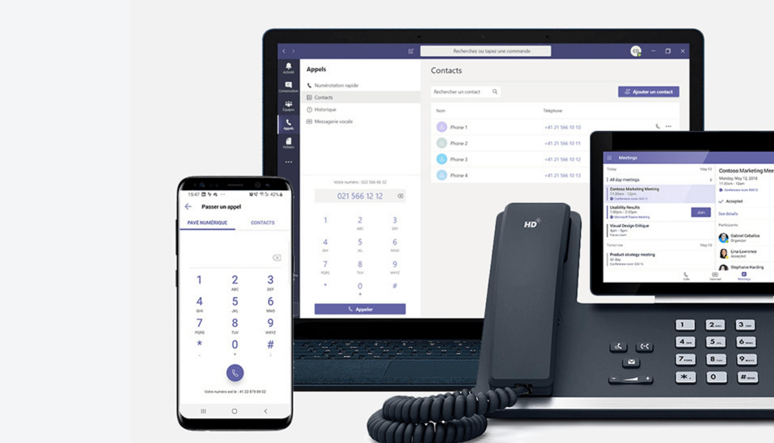 2 raisons d'intégrer le système téléphonique Teams au sein de votre entreprise